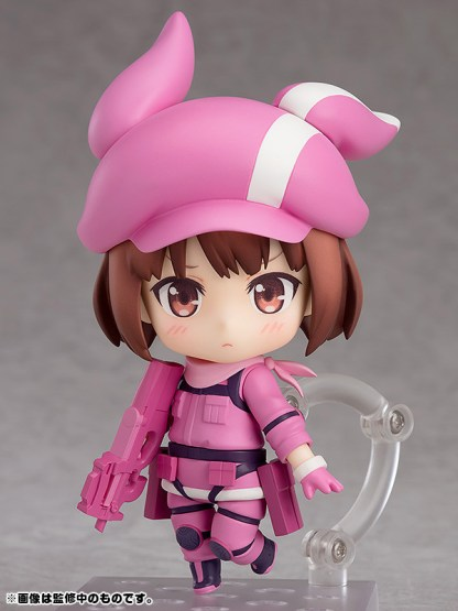 Llenn Nendoroid Sword Art Online Alternative Gun Gale Online - Good Smile Company