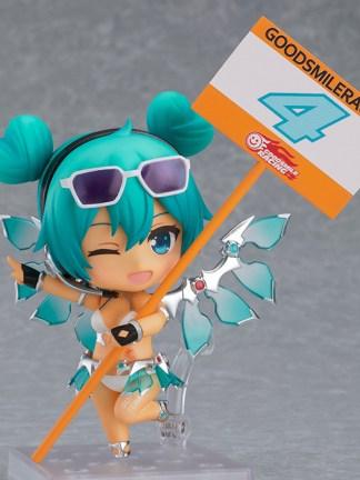 Nendoroid Racing Miku 2013 Sepang Ver. Hatsune Miku GT Project - Good Smile Company