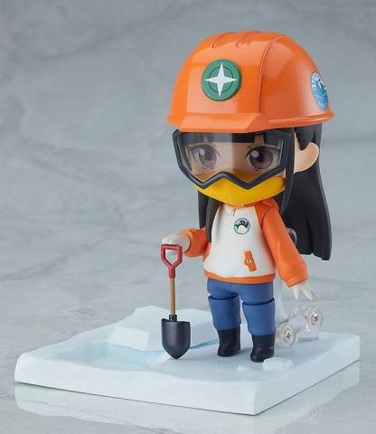 Shirase Kobuchizawa Nendoroid A Place Further Than the Universe
