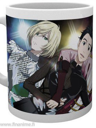 Yuri!!! on Ice - Trio - Yuri Plisetsky mug
