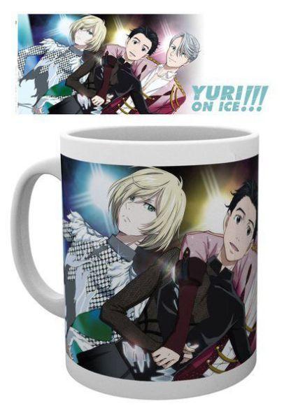 Yuri!!! on Ice Mug