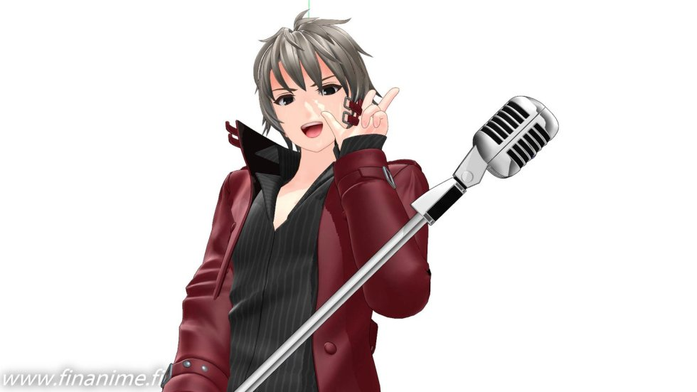 V4 Kiyoteru MMD screenshot