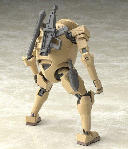 Full Metal Panic! Invisible Victory Moderoid Rk-92 Savage Model Kit