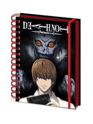 Death Note muistikirja - L