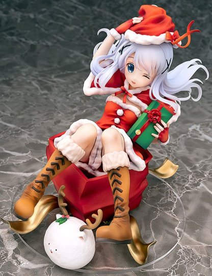 Is the Order a Rabbit? Chino Santa Ver 1/7 Scale Figure