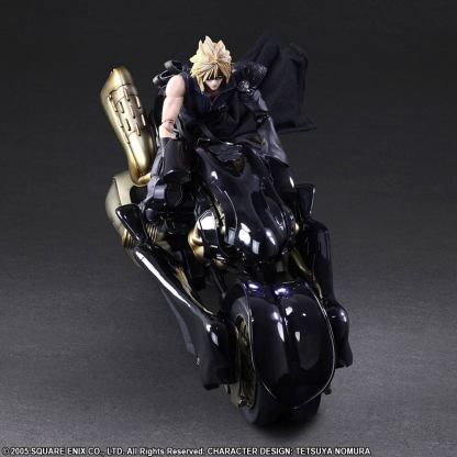 Final Fantasy VII Remake action figure