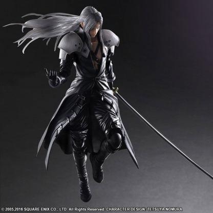 Final Fantasy VII action figure