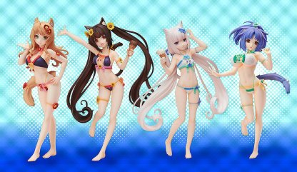 Swimsuit Ver. 1/12 Scale Figure Nekopara