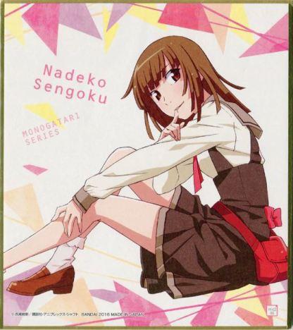 Nadeko Sengoku - Anime