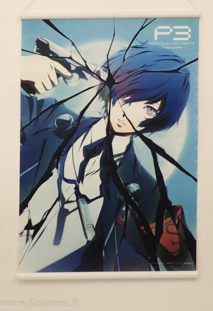 Persona 3 - Protagonist