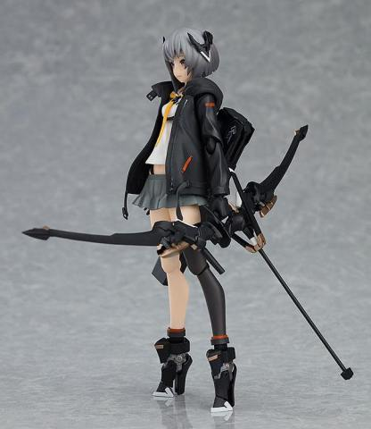 Max Factory Shi figma Heavily Armed High School Girls - Heavily Armed High School Girls Roku figma