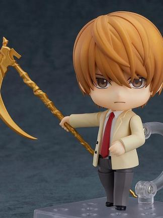 Light Yagami - Death Note Nendoroid Light Yagami 2.0