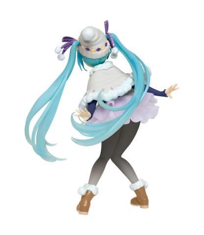 Hatsune Miku figuuri (winter ver) Taito prize