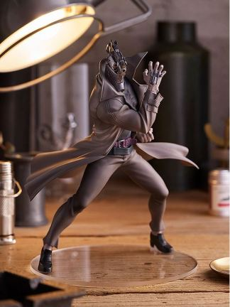 No Guns Life - Inui Juzo Pop Up Parade figuuri