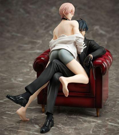 Ten Count - Kurose Riku & Shirotani Tadaomi figuuri