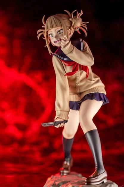 My Hero Academia ARTFXJ - Himiko Toga figuuri