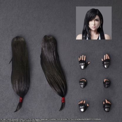 Final Fantasy VII Remake - Tifa Lockhart figuuri
