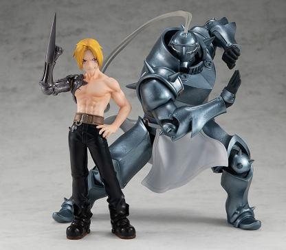 Full Metal Alchemist - Edward Elric Pop Up Parade figuuri