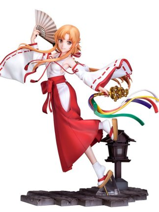 Sword Art Online: Alicization - War of Underworld - Asuna Miko ver figuuri