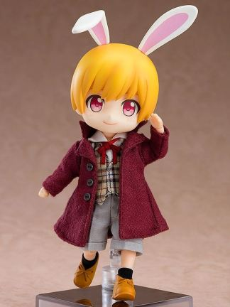 White Rabbit Nendoroid Doll