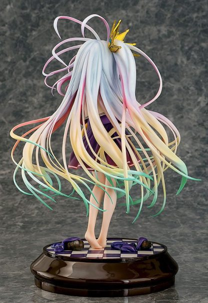No Game No Life - Shiro Tuck Up ver figuuri