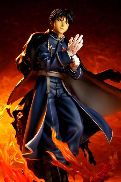 Fullmetal Alchemist Brotherhood ARTFXJ - Roy Mustang figuuri