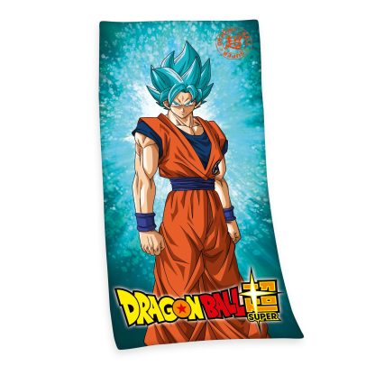 Dragon Ball - Super Saiyan God Son Goku pyyhe