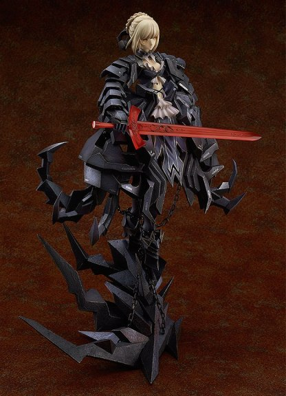 Fate/Stay Night - Saber Alter huke Collaboration figuuri