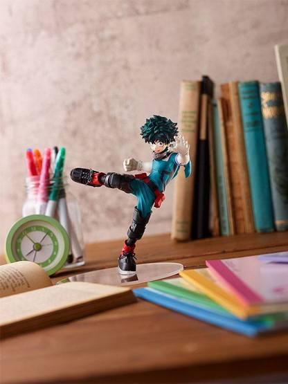 My Hero Academia - Izuku Midoriya Costume γ Ver Pop Up Parade figuuri