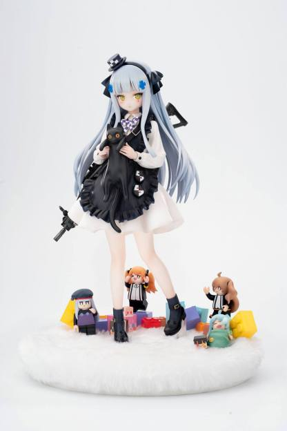 Girls' Frontline - HK416 Gift from the Black Cat ver figuuri