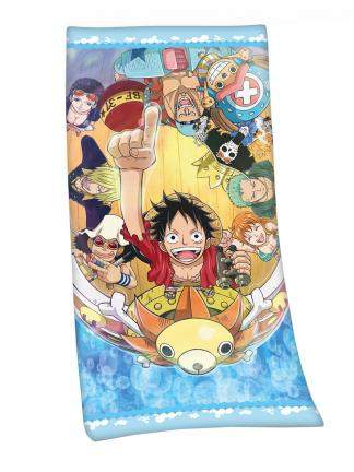 One Piece - Straw Hat Pirates Pyyhe