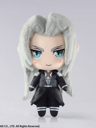 Final Fantasy VII - Sepiroth Plushie