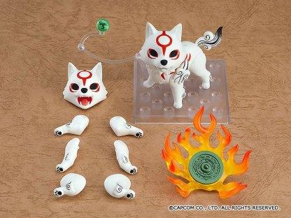 Ookami - Amaterasu Nendoroid [1365]