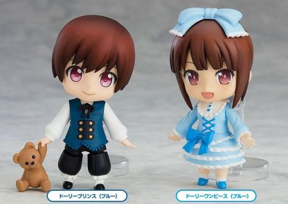 Nendoroid More 4-pack - Dress Up Lolita Nendoroid Lisäosat