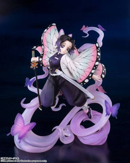 Kimetsu no Yaiba: Demon Slayer - Shinobu Kocho figuuri, Insect Breathing