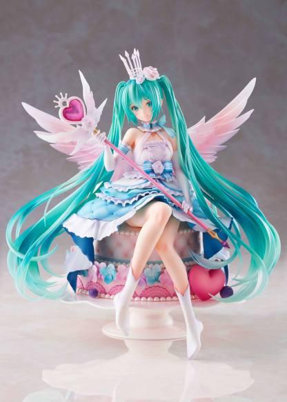 Hatsune Miku Birthday 2020, Sweet Angel ver figuuri