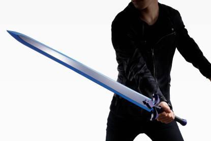 Sword Art Online: Alicization War of Underworld - The Night Sky Sword Proplica Replica