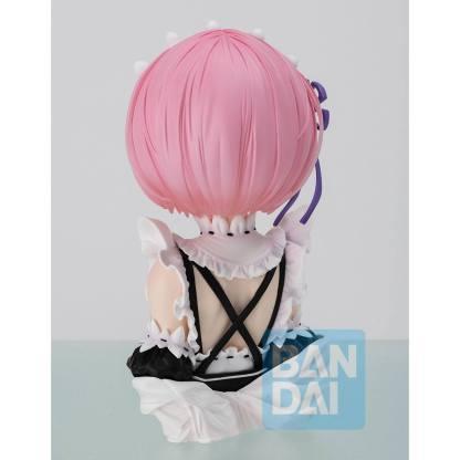 Re:Zero - Ram Bust Ichibansho figuuri