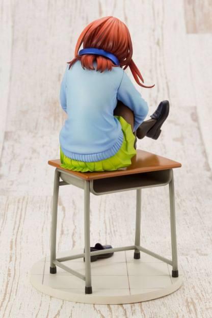 The Quintessential Quintuplets - Miku Nakano figuuri