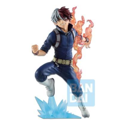 My Hero Academia - Shoto Todoroki Ichibansho figuuri