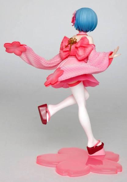 Re:Zero - Rem Sakura ver figuuri
