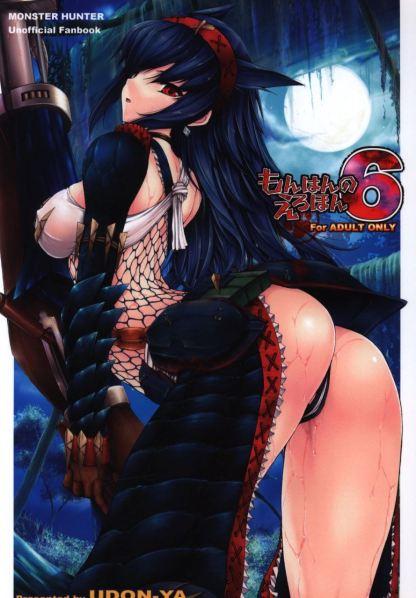 Monster Hunter Erohon 6