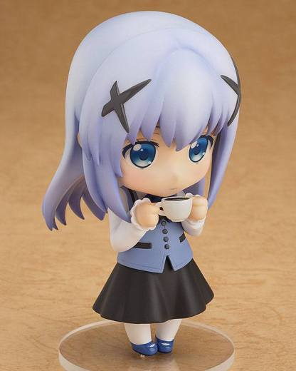 Is the Order a Rabbit? - Chino Nendoroid [558]