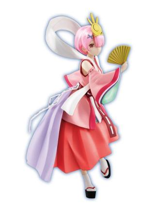 Re:Zero – Ram Princess Kaguya ver figuuri