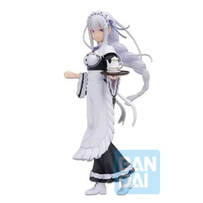 Re:Zero - Emilia Ichibansho figuuri