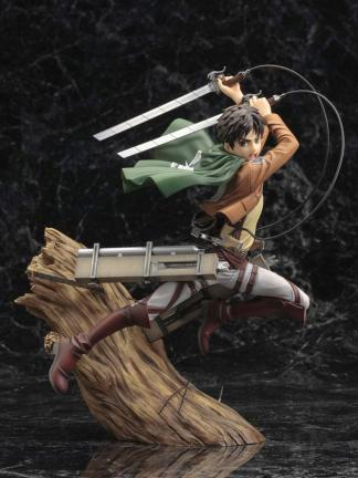 Attack on Titan - Eren Yeager figuuri, Renewal Package ver.