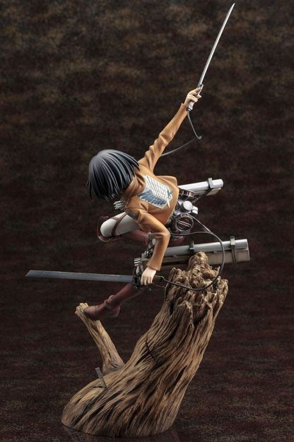 Attack on Titan - Mikasa Ackerman figuuri, Renewal Package ver