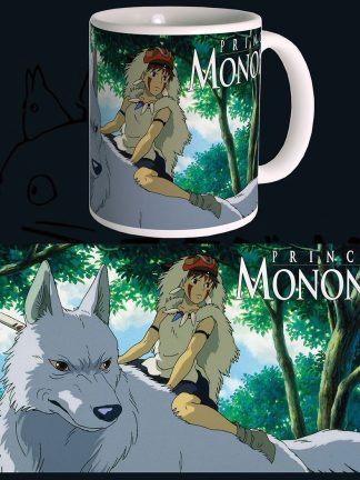 Studio Ghibli - Princess Mononoke Muki