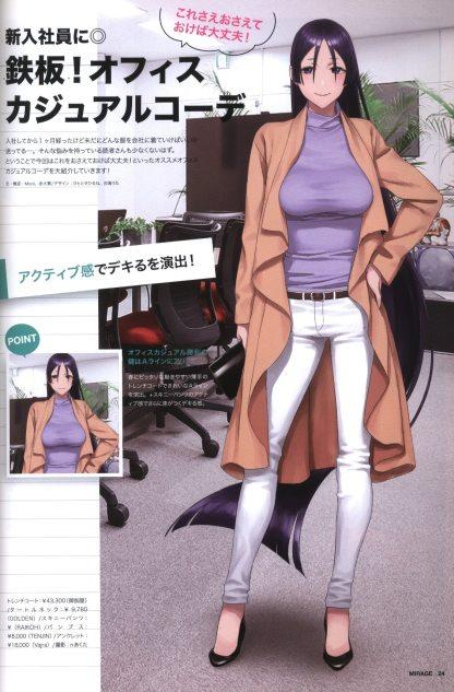 Fate/Grand Order - MIRAGE 5, Doujin