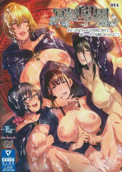 Rene Pictures - Meikoku Gakuen: Conception 2, K18 DVD
